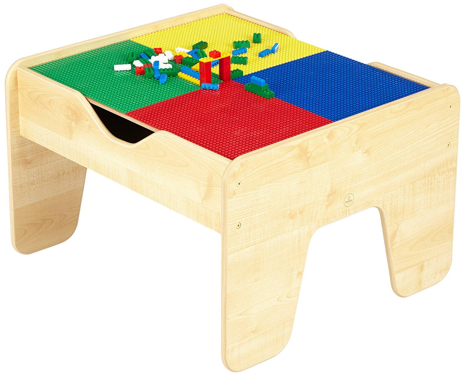 Kid Kraft Double Sided Activity Table | Islands Wellness Society