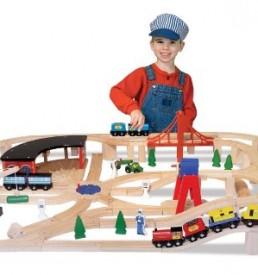 Automobile & Locomotion Play