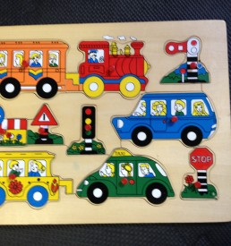 Puzzles, Matching & Activity Boards