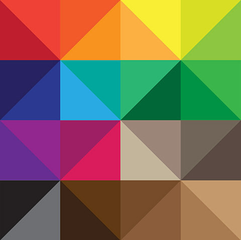 Colours, Shapes and Patterns