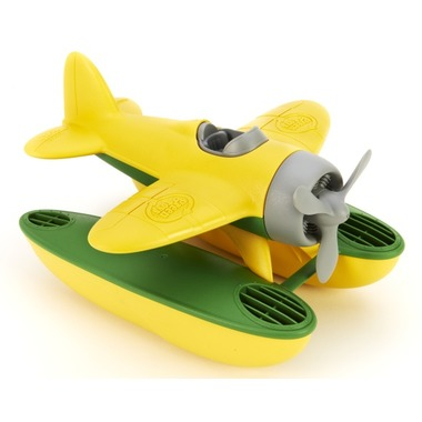 Green Toys Seaplane Yellow Islands Wellness Society